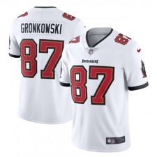 Rob Gronkowski Tampa Bay Buccaneers Nike Vapor Limited Trikot - Weiß