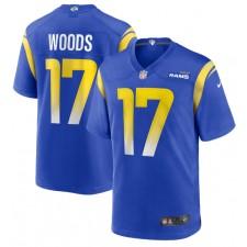 Robert Woods Los Angeles Rams Nike Spiel Trikot - königlich
