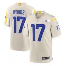 Robert Woods Los Angeles Rams Nike Spiel Trikot - Knochen