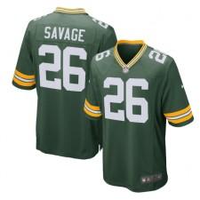 Darnell Savage Jr. Green Bay Packers Nike Spiel Spieler Trikot - Grün