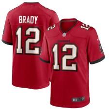 Tom Brady Tampa Bay Buccaneers Nike Spiel Trikot - Rot