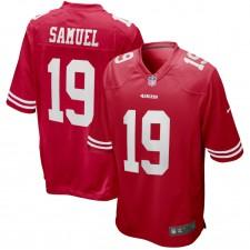 Deebo Samuel San Francisco 49ers Nike Spiel Trikot - Scarlet